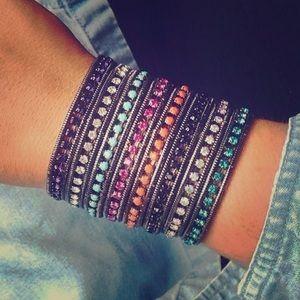 NWT- Loren Hope Coral Bracelet